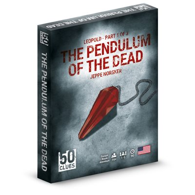 Table Top Cafe 50 Clues: The Pendulum of the Dead