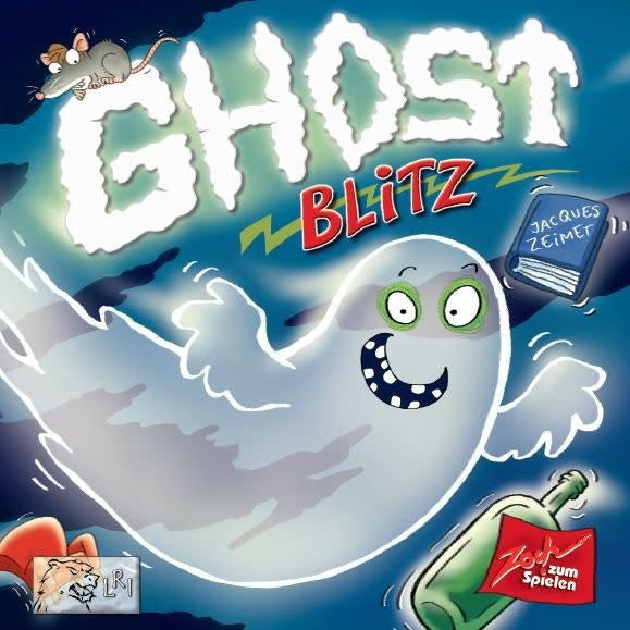Table Top Cafe Ghost Blitz
