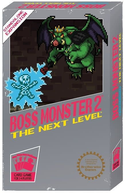 Table Top Cafe Boss Monster 2: The Next Level