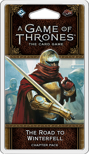 Table Top Cafe Game of Thrones: The Card Game (Second Edition) - The Road to Winterfell