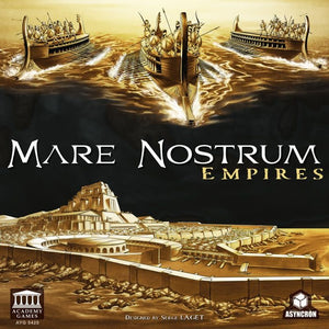 Table Top Cafe Mare Nostrum: Empires