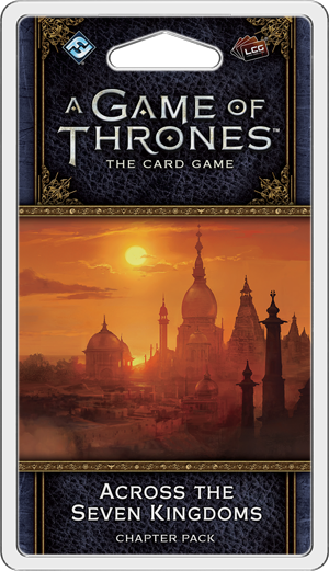 Table Top Cafe Game of Thrones: The Card Game (Second Edition) - Across the Seven Kingdoms