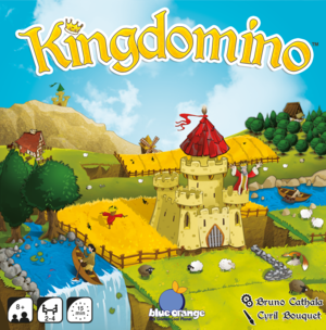Table Top Cafe Kingdomino
