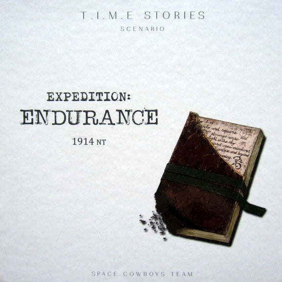 Table Top Cafe T.I.M.E Stories: Expedition Endurance