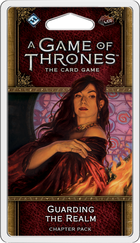 Table Top Cafe Game of Thrones: The Card Game (Second Edition) - Guarding the Realm