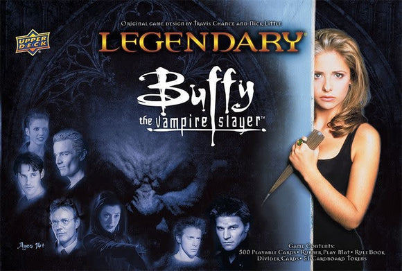Table Top Cafe Legendary: Buffy the Vampire Slayer