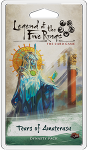 Table Top Cafe Legend of the Five Rings: Tears of Amaterasu Dynasty Pack