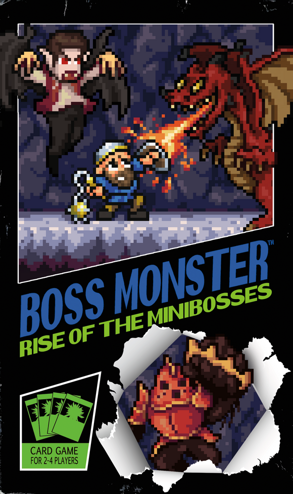 Table Top Cafe Boss Monster 3: Rise of the Minibosses