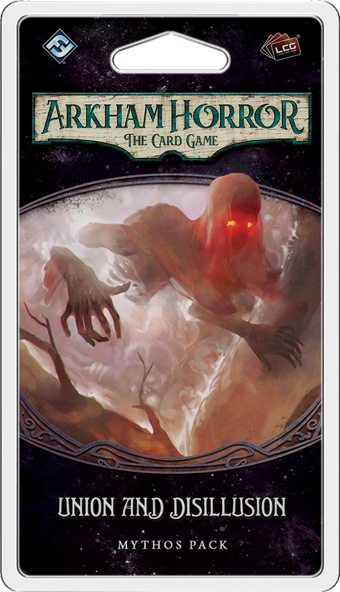 Table Top Cafe Arkham Horror LCG: Union and Disillusion
