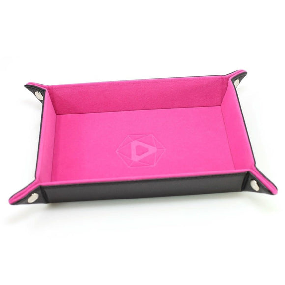 Table Top Cafe Die Hard Dice Tray: Pink Velvet