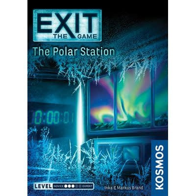 Table Top Cafe EXIT: The Polar Station