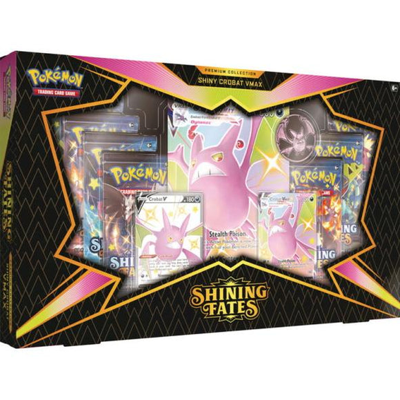 Table Top Cafe Pokemon: Shining Fates Premium Collection