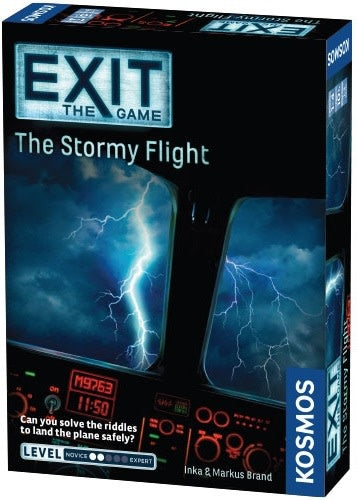 Table Top Cafe EXIT: The Stormy Flight