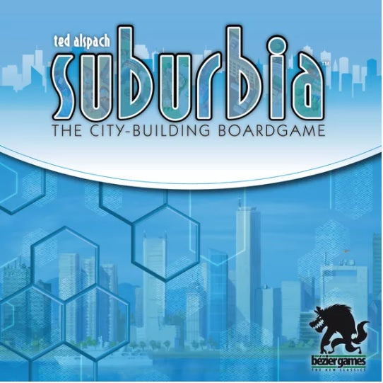 Table Top Cafe Suburbia: 2nd Edition