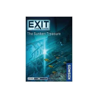 Table Top Cafe EXIT: The Sunken Treasure