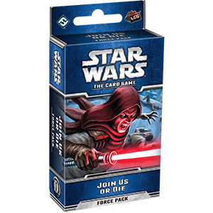 Table Top Cafe Star Wars: The Card Game - Join Us or Die