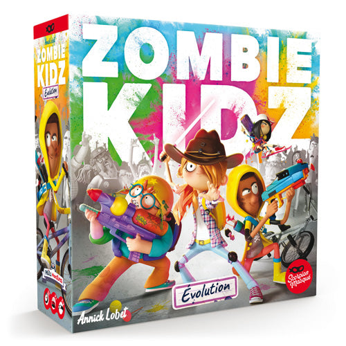 Table Top Cafe Zombie Kidz Evolution
