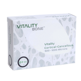 Vitality cortical/cancellous particulate allograft 2.0 CC    500-1000 microns - Global Dental Shop
