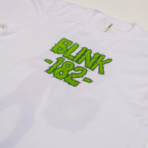 blink-182 Bad Breath Tee White