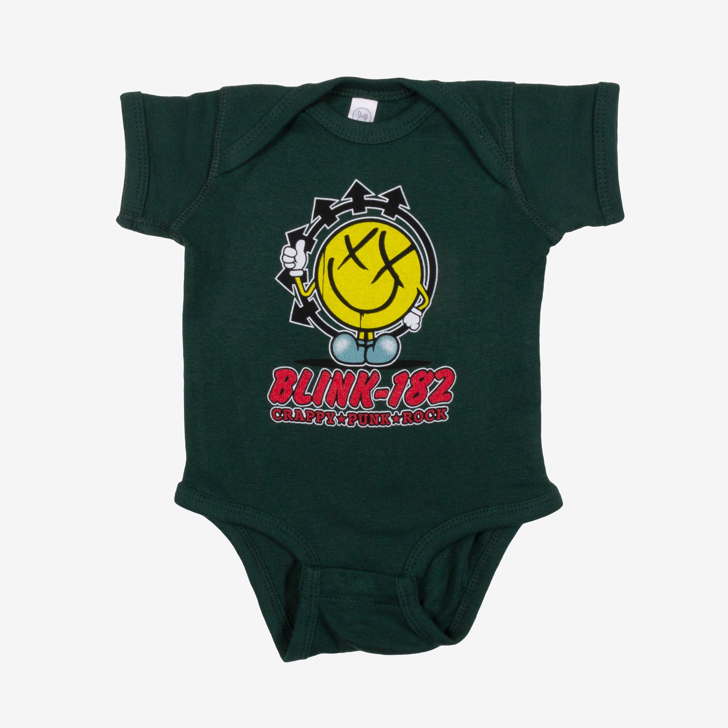 blink182 Industries Onesie Forest Green