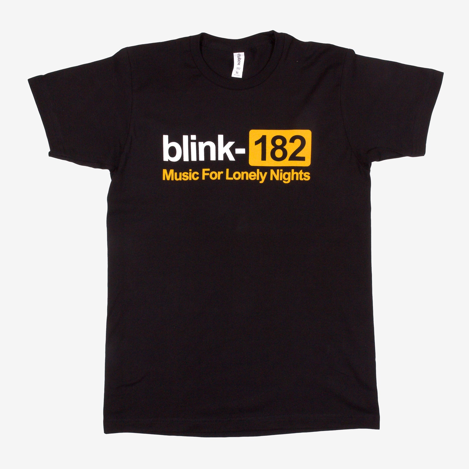 blink-182 Lonely Nights Tee Black