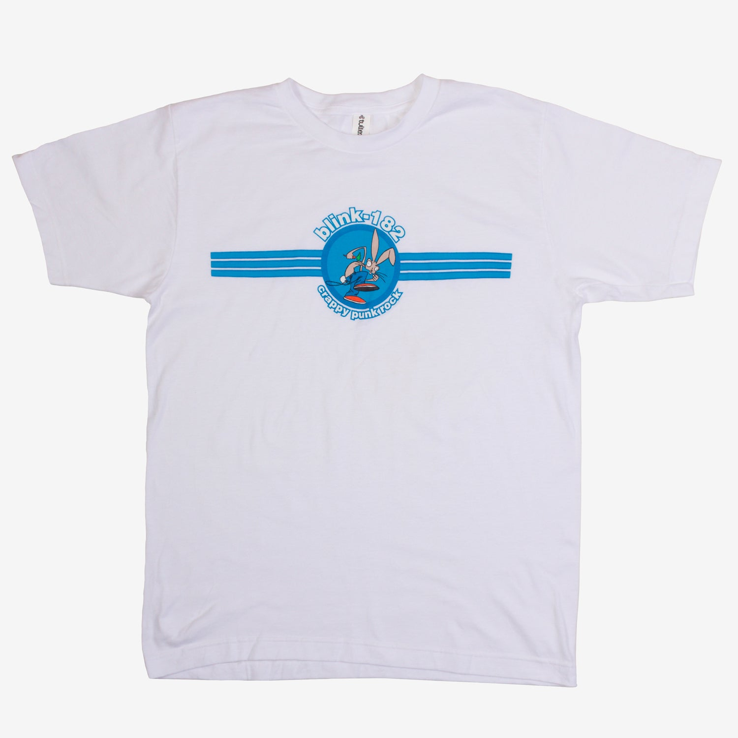 blink-182 OG Crappy Tee White