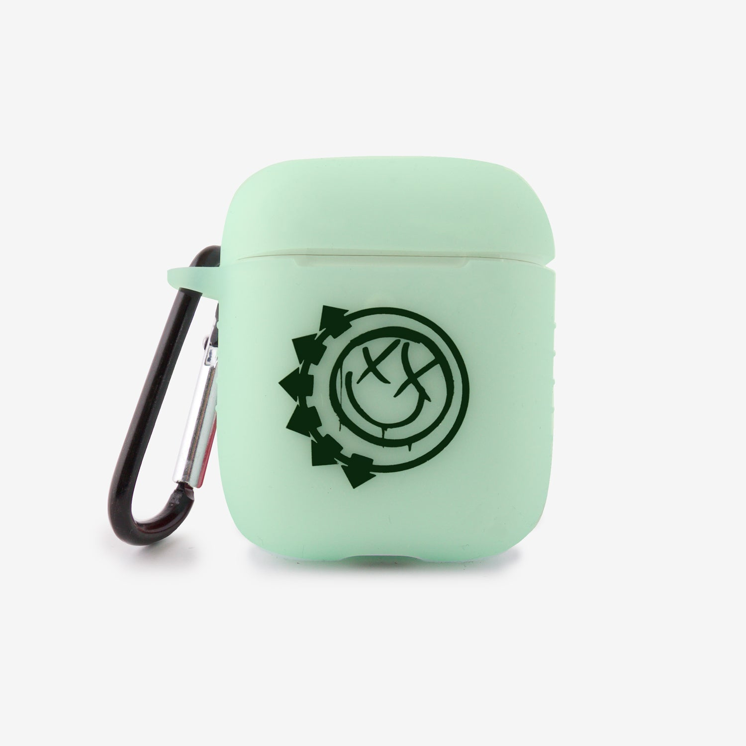 Blink 182 Smiley Airpods Case Blink 182 Official Online Store