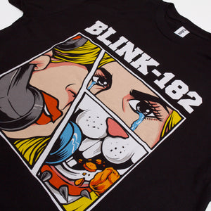 blink-182 The Call Tee Black