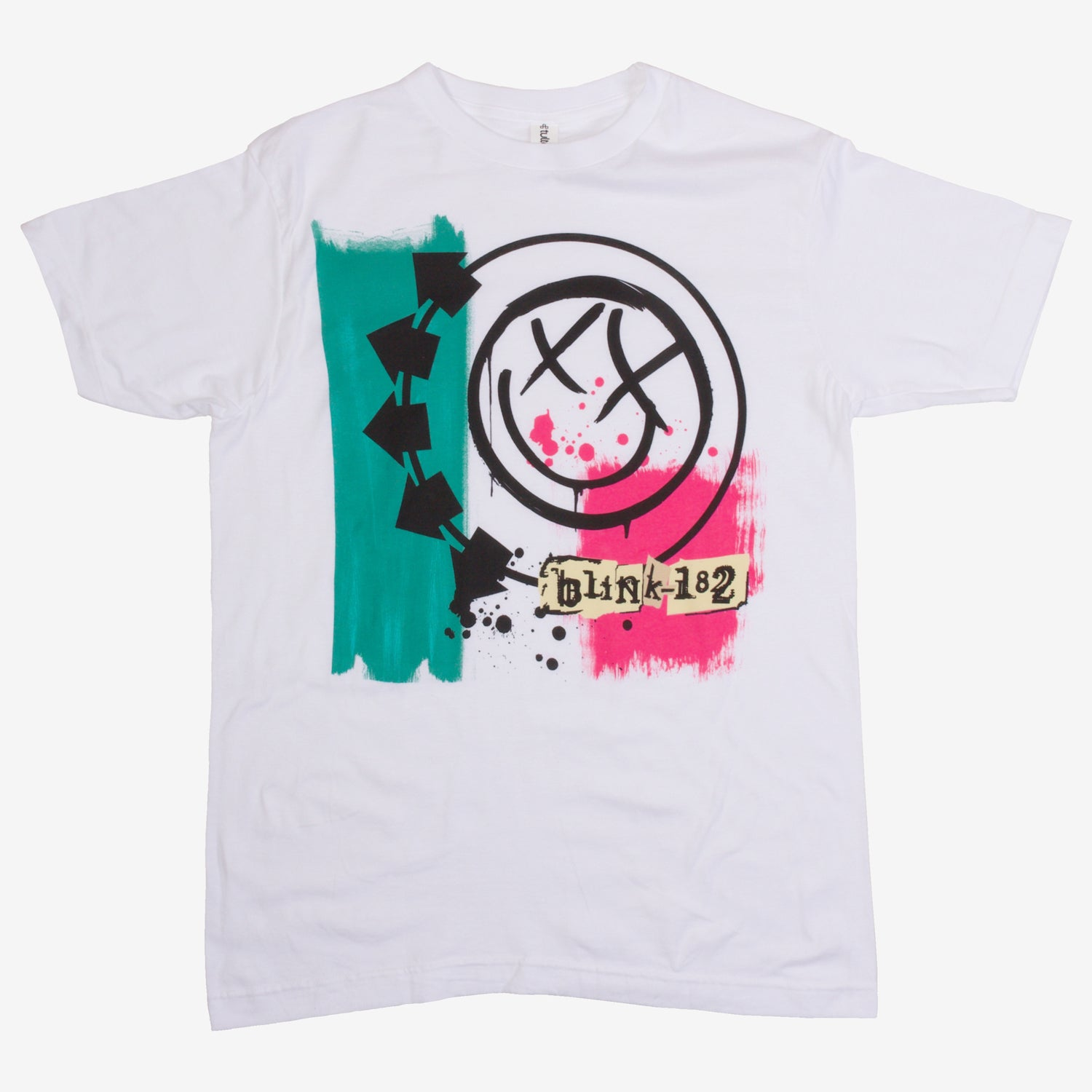blink-182 Untitled Tee