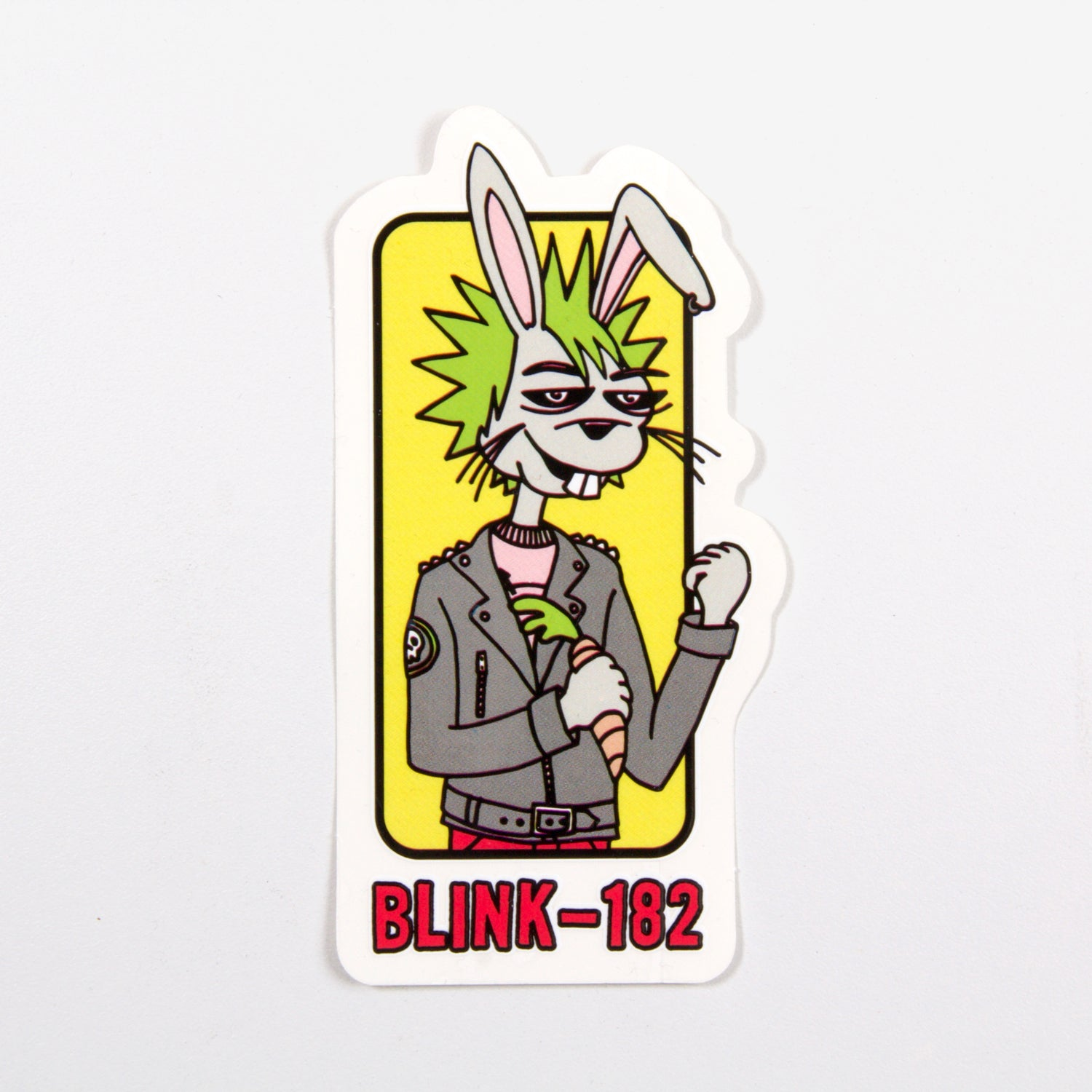 blink-182 Yeah Boy Sticker