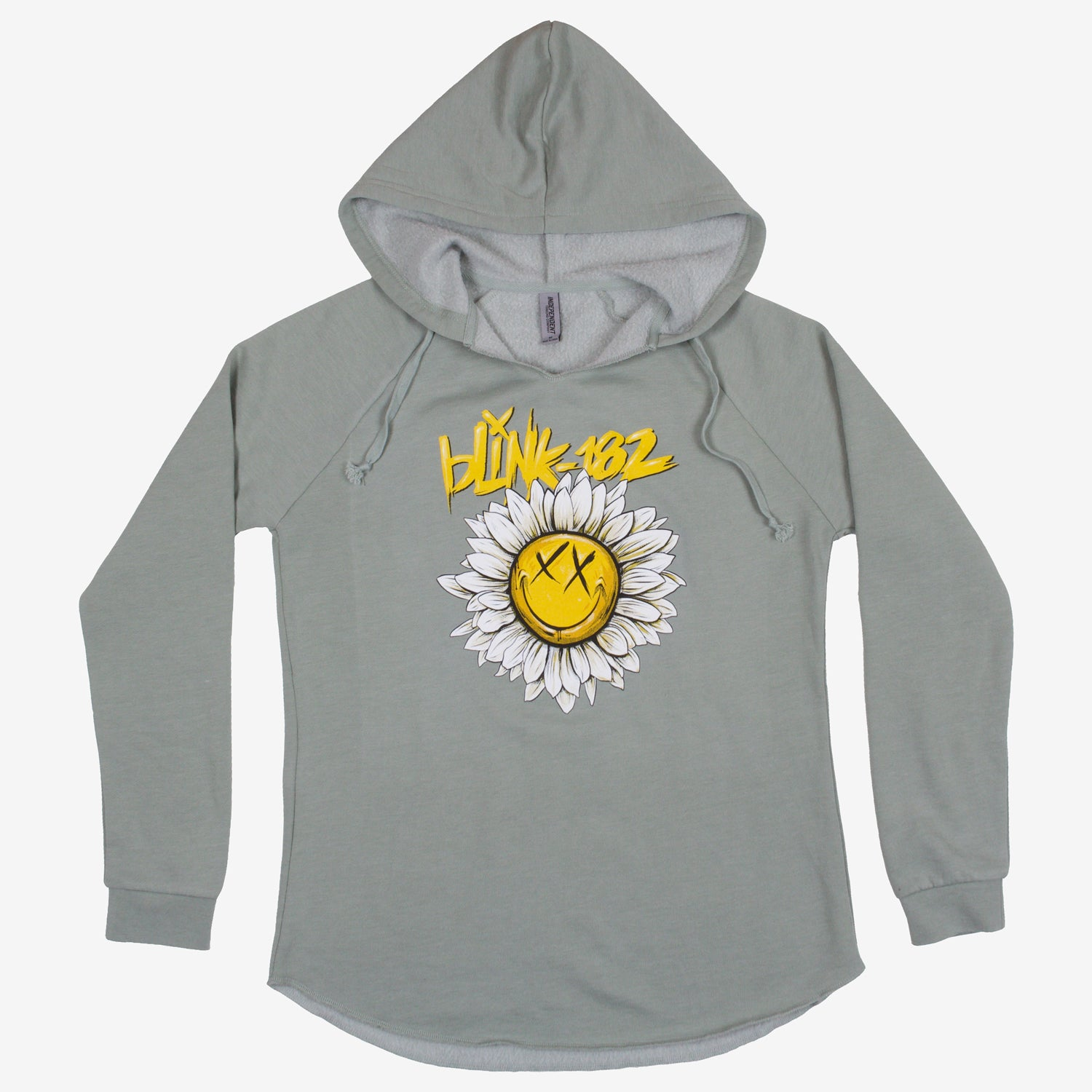 blink182 Sunflower Power Pullover Hoodie Sage