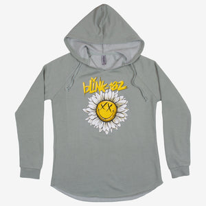 blink18 Sunflower Power Pullover Hoodie Sage