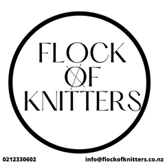 Flock of knitters online yarn shop contact details wool store