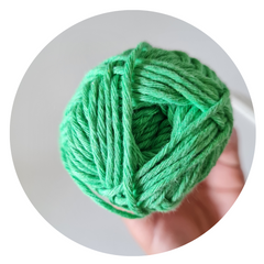 Hoooked really soft cotton yarn for baby and family crochet and knitting flock of knitters