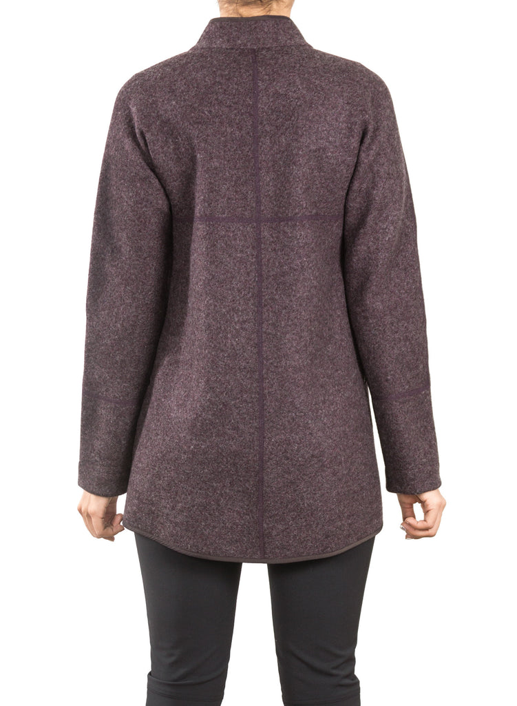 Wool Cece Jacket - Mocha