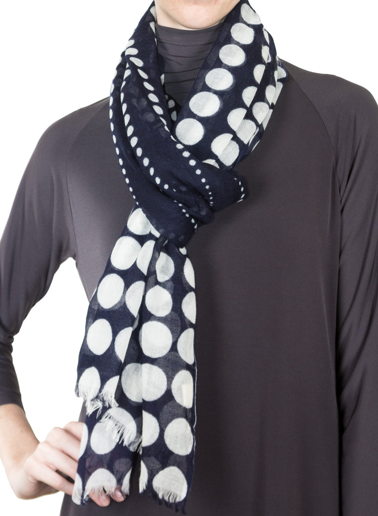 Lots of Dots Scarf