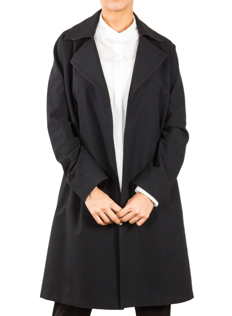 Adalyn Linen Coat Front 2