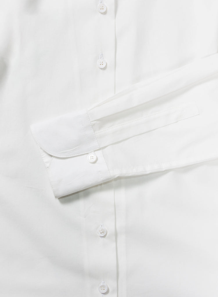 Adrian White Shirt Detail