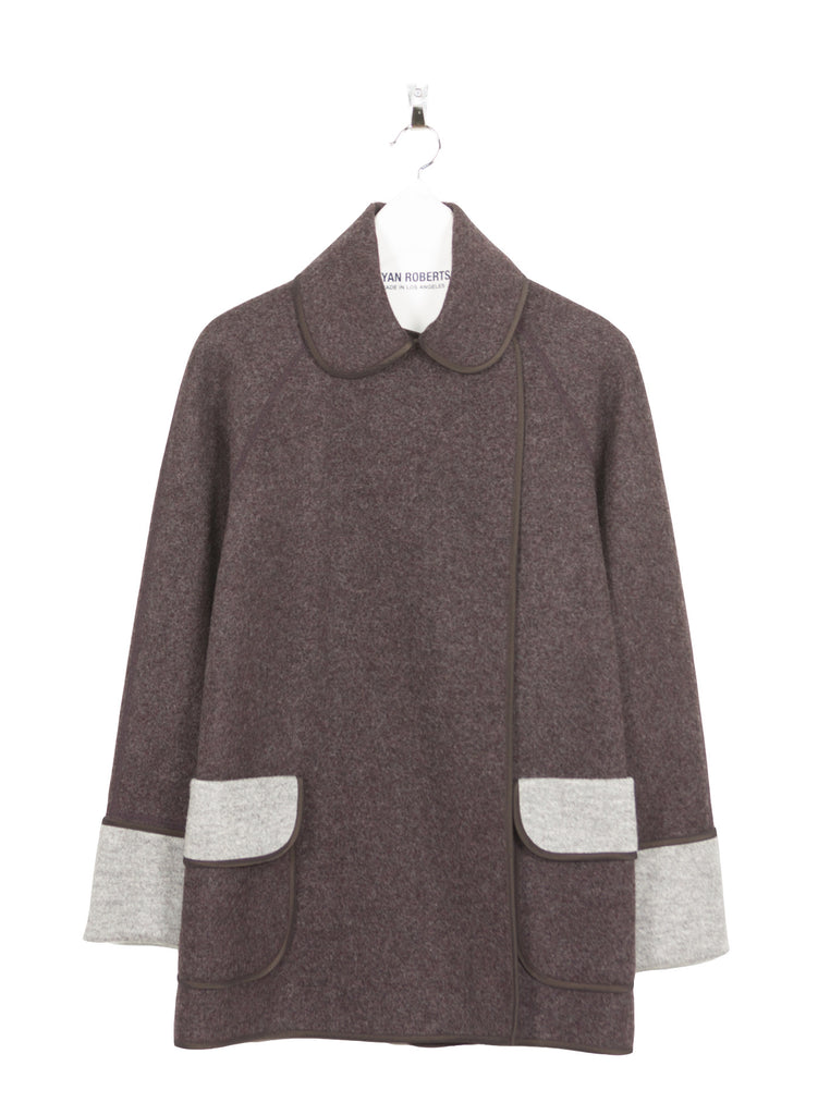 Wool Preston Coat