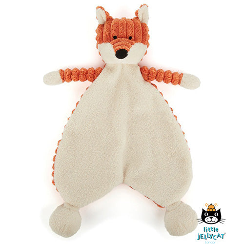 jellycat cordy roy baby fox soother SRS4FX