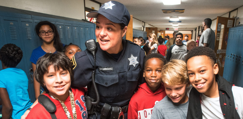 How to Train and Equip School Resource Officers to be a School's First Line of Defense