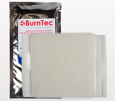 BurnTec Burn Dressing, 8 in. x 8 in.