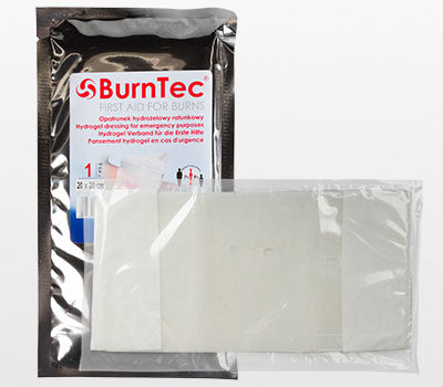BurnTec Burn Dressing, 8.5 in. x 11 in.