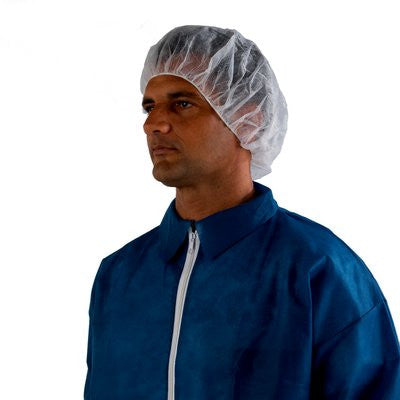 3M Disposable Hair Net (one size), Case/1000