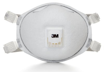 3M N95 Particulate Welding Respirator 8212, with Faceseal, Case/80