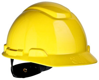 3M Hard Hat, 4-Point Ratchet Suspension, Case/20