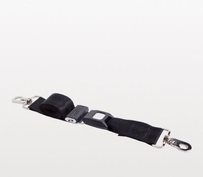 NAR Casualty Restraint Strap 2-Piece Metal Buckle/Speed Clip