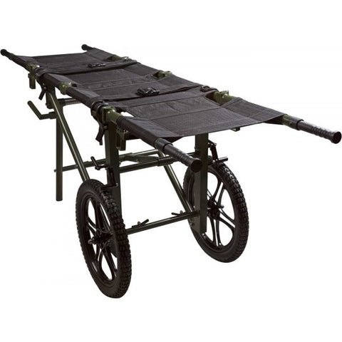 Wheeled Litter Carrier With Case (Litter Sold Separately)