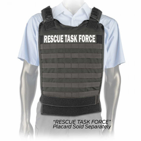 TACTICAL RESPONDER VEST MKII, BLACK