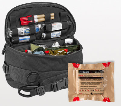 K-9 Tactical Field Kit with ChitoGauze PRO